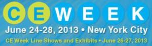 CE Week LIne Shows & Exhibits is the Official Headquarters of CE Week, featuring the show's largest exhibit floor of new products and start-ups, the largest concentration of conferences and attendees.