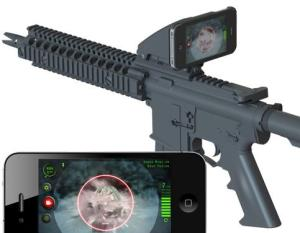 Inteliscope, LLC Creates First Tactical Rifle Adapter for Smartphones