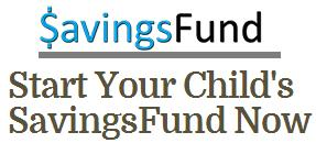 SavingsFund helps families secure their children's future by providing an easy way for loved ones to give money towards a child's long-term savings goals (college, investments, etc). SavingsFund is a secure way to receive money for birthdays, holidays, and accomplishments.