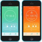 iTherm bracelet works with iPhone app to set up automated reminder system for medication administration and records all data to help the pediatrician in the diagnosis and treatment