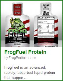FrogFuel Protein by Frog Performance Launches Crowdfunding Campaign on TwistRate