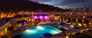 Hard Rock Cafe in Palm Springs is First Equity Crowdfunded Hotel in the United States
