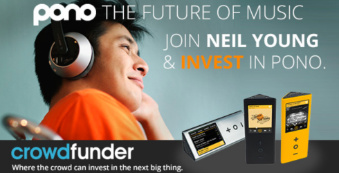In a move for what may become the new norm in crowdfunding, Accredited Investors Can Purchase Shares in PonoMusic for as Little as $5,000 and become an part owners of the Company