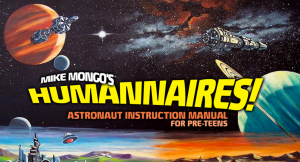Mike Mongo Launches InkShares Crowdfunding Campaign to Write New Astronaut Instruction Manual for Pre-Teens