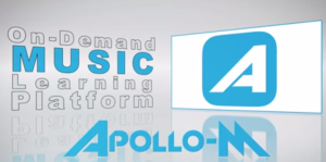 Apollo-M Music Learning Platform Provides Everything a Music Teacher Needs to Teach Kids How to Play Music