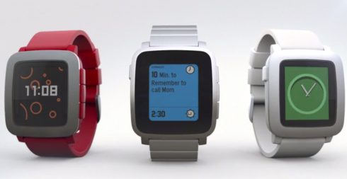 Pebble Time Steel SmartWatch Sets Crowdfunding World Record