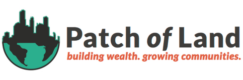 Patch of Land Real Estate Crowdfunding