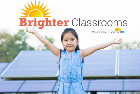 SolBid Launches Crowdfunding Campaign to Raise Funds for Initiative Brighter Classrooms