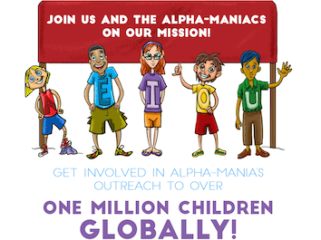 Ruth Rumack's Alpha-Mania Crowdfunding Campaign to Promote Early Childhood Literacy