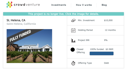 @TheCrowdventure Teams Up with Equipoise Capital Partners to Offer Real Estate Equity Crowdfunding Investment Opportunities to Accredited Investors Nationwide