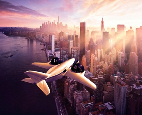 The TriFan 600 will be the world's first commercially certified airplane with vertical takeoff and landing capability