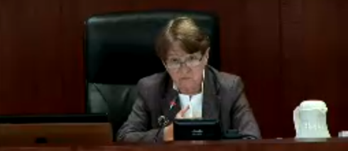 Chair Mary Jo White Gives an Overview of Title III Crowdfunding Rules