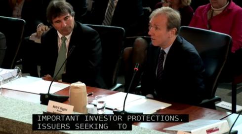 SEC Staff Proposes Amendments to Rules 147 and Reg. D.,504