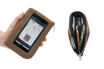 Intrepide iPhone Travel Wallet from WaterField Designs
