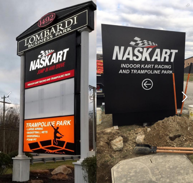 NasKart Indoor Kart Racing and Trampoline Park Opens the World's Largest Indoor Go Kart Raceway in Connecticut