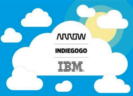 IBM, Indiegogo and Arrow Electronics Partner to Fuel the Next Generation of Internet of Things Startups