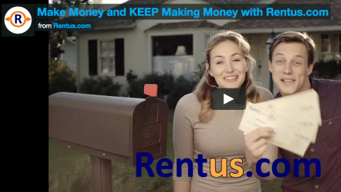 Investing in Rentus.com Provides an Investment Opportunity for Non-Accredited and Accredited Investors to Buy into the $60 Billion U.S. Rental Industry for as Little as a $100 Investment