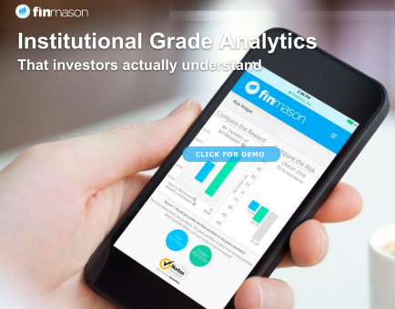 Finmason - Institutional Grade Analytics that Investors Actually Understand