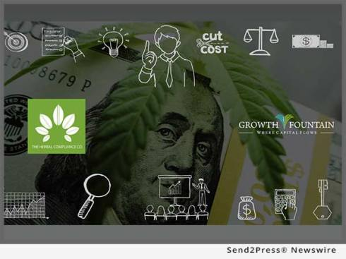 New Cannabis Compliance Company Launches Public Funding Effort with GrowthFountain