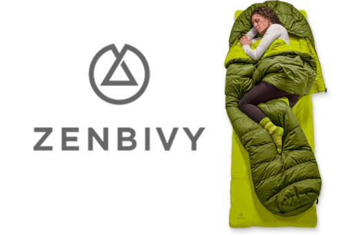 New outdoor-inspired startup Zenbivy launches Kickstarter crowdfunding campaign support its flagship product, the Zenbivy Bed