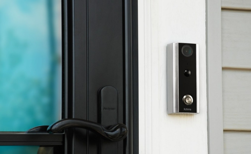 XChime Smart Video Doorbell Indiegogo Crowdfunding Campaign Allows Homeowners to See Who's at the Front Door via Smartphone App