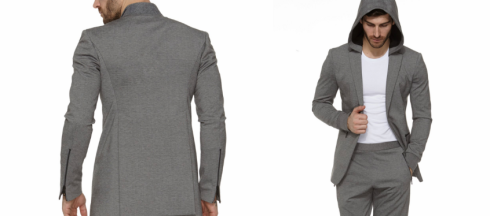 XYZ Group's modern and stylish X SUIT is transforming functional fashion technology. It's the world's first full stretch suit; liquid & stain repellent, wrinkle resistant and odor proof