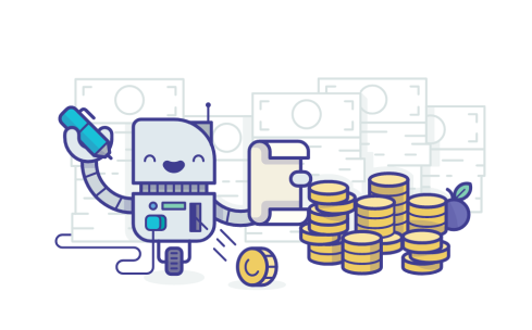 Plum is an Artificial Intelligence (AI) powered Facebook chatbot that helps consumers manage their personal finances